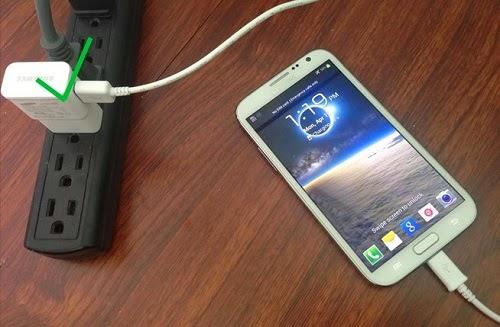 carica lenta smartphone tablet