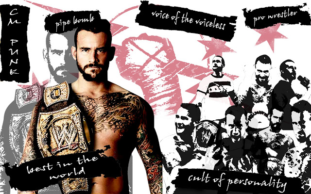 CM Punk Hd Pictures & Photos