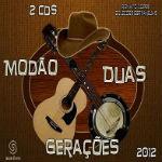 Modão Duas Gerações CD 2 – 2012