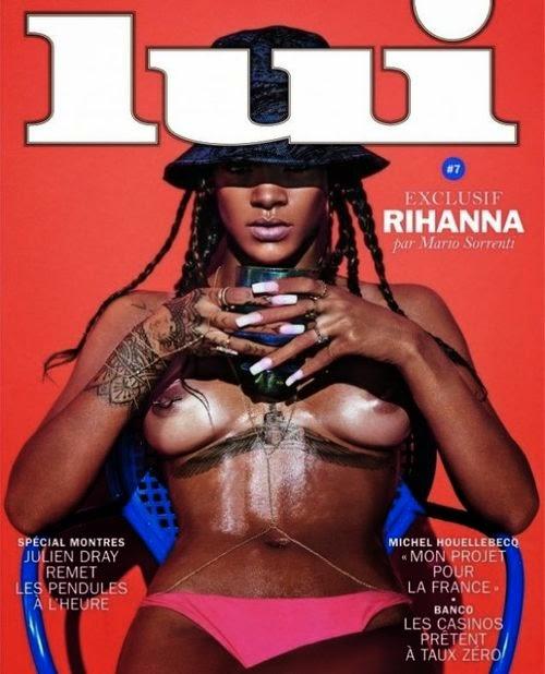 Rihanna x LUI MAGAZINE