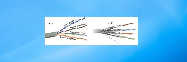 perbedaan kabel UTP dan STP