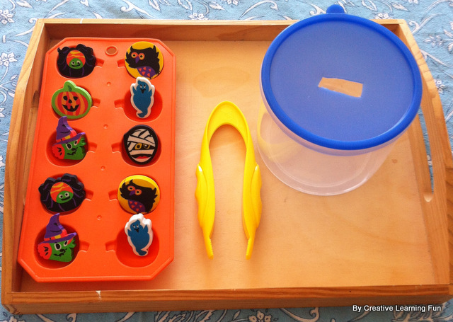 TEACCH Containers http://creativelearningfun.blogspot.com/2012/10/teacch-task-tuesdays.html