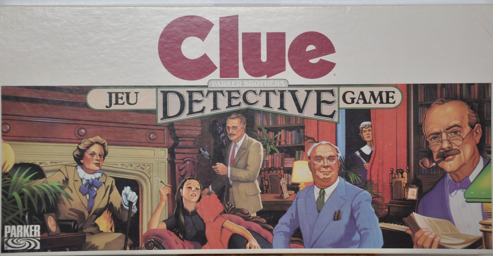 Clue Characters Mr Green Personnage de clue/cluedo