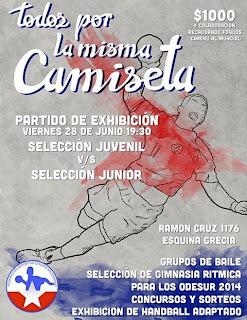apareció el dinero, Chile jugará los dos mundiales | mundo handball