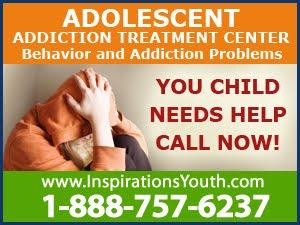 Teen drug rehab in