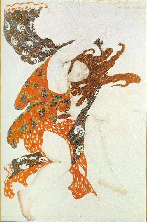 BAKST, Leon (Aka Leon Bakst, 1866-1924).