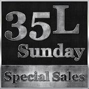35L Sunday