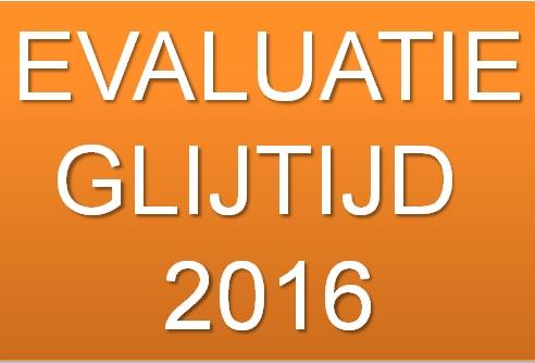 evaluatie glijtijd 2016