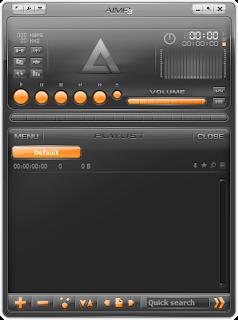 تحميل برنامج AIMP 2013 مجانا لتشغيل صيغ الصوت