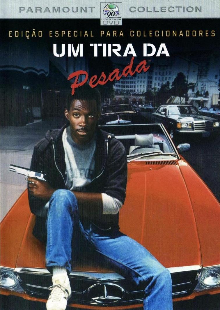 Um Tira da Pesada – Dublado (1984)