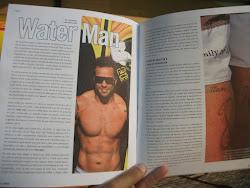 Matérias em Revistas-Magazines: