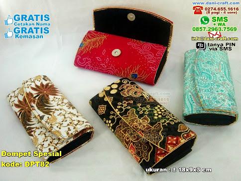 Dompet Spesial Karton Kain Batik