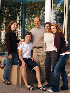 Arielle Zuckerberg with family