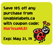Buy Lovable Labels and Save!