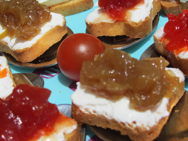 Cebolla caramelizada mermelada de cebolla Ana Sevilla