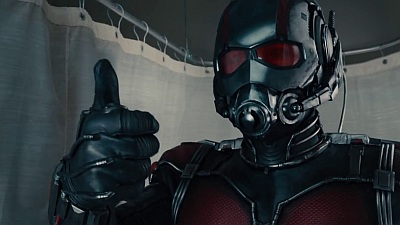 Ant-Man (Movie) - Official Teaser Trailer - Screenshot
