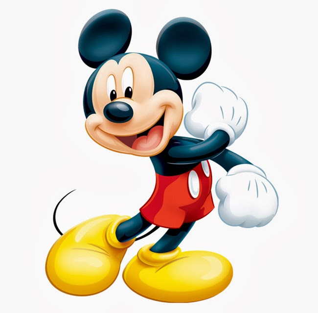 mickey mouse topolino disney