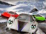 Sibiryada Araba Yarışı