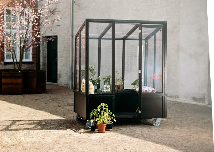 MissMuffin: Urban GreenHouse