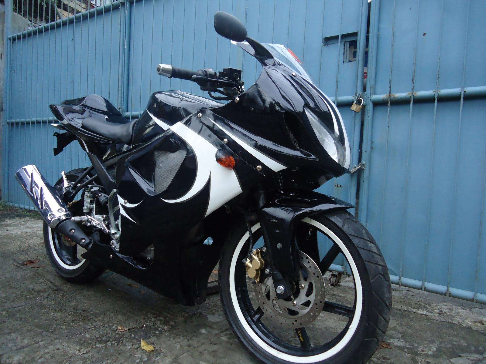Modif Yamaha Vixion Sport