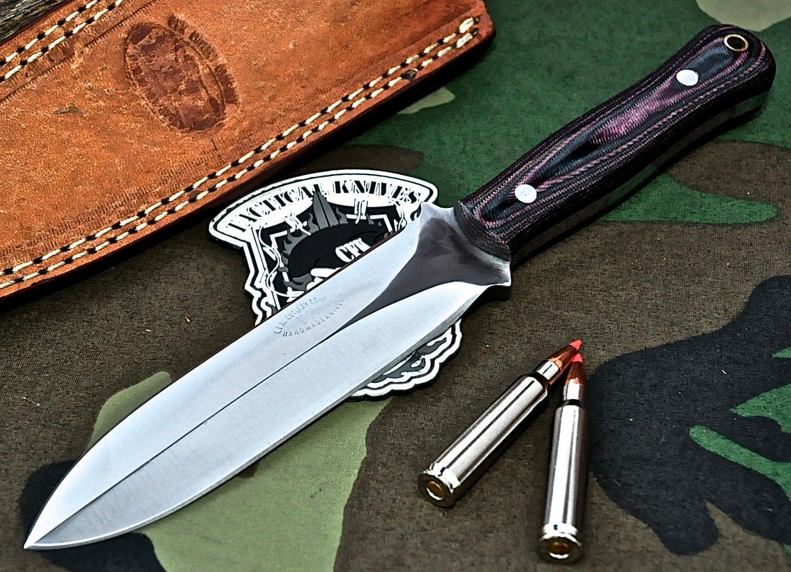 knife store cfk usa custom handmade d2 fairbairn combat stiletto
