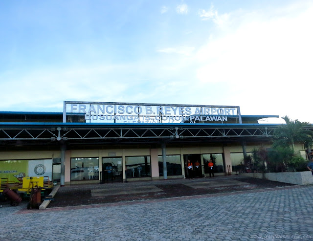 Busuanga Domestic Airport