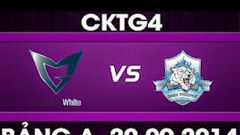 CK Thế Giới 2014 – Bảng B, SSW vs DP
