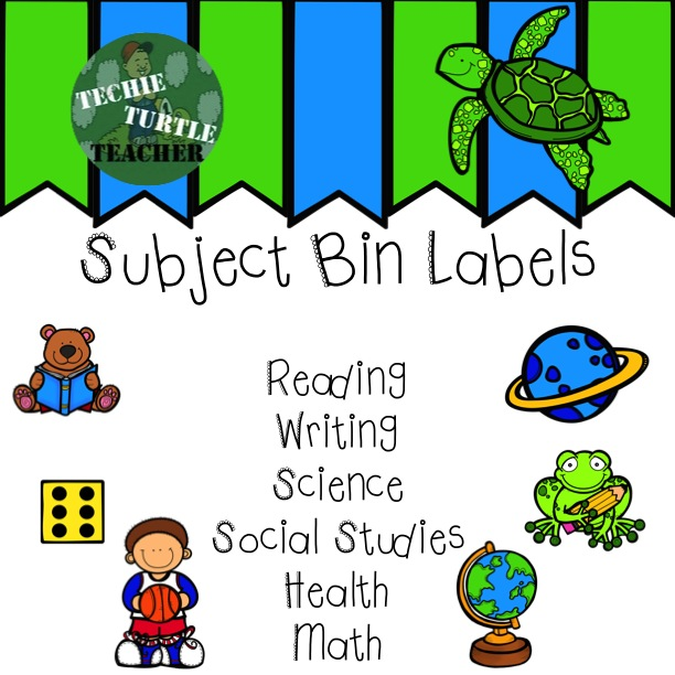 http://www.teacherspayteachers.com/Product/Classroom-Organizational-Tool-Bin-Labels-for-Different-Subjects-1380901