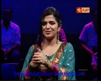 Vijay Tv Anchor Dd - Daily News Update