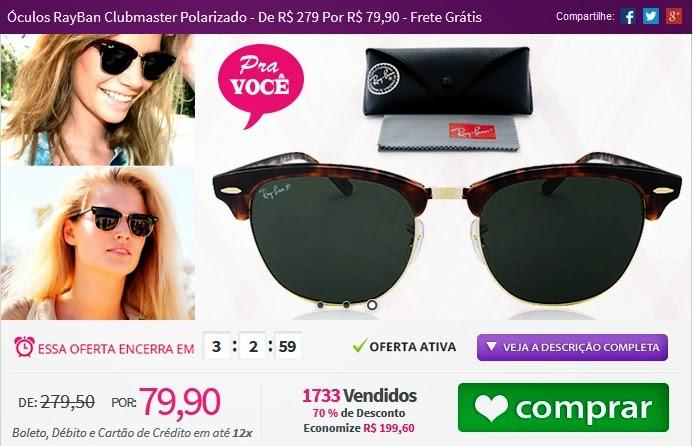 http://tpmdeofertas.com.br/Oferta-Oculos-RayBan-Clubmaster-Polarizado---De-R-279-Por-R-7990---Frete-Gratis-661.aspx