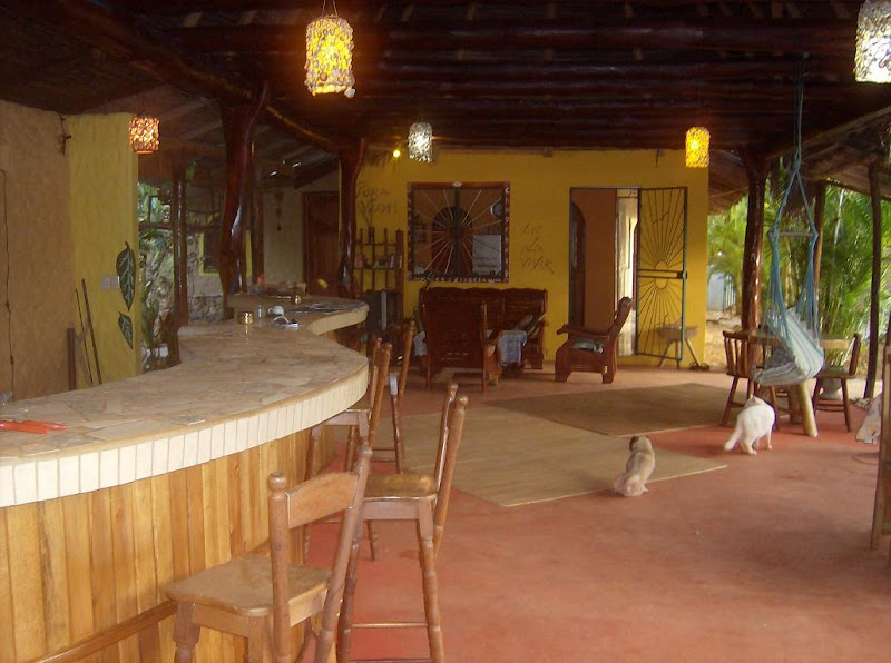 beautiful villa hotel on sale in Guanacaste on the beach San Juanillo  title=