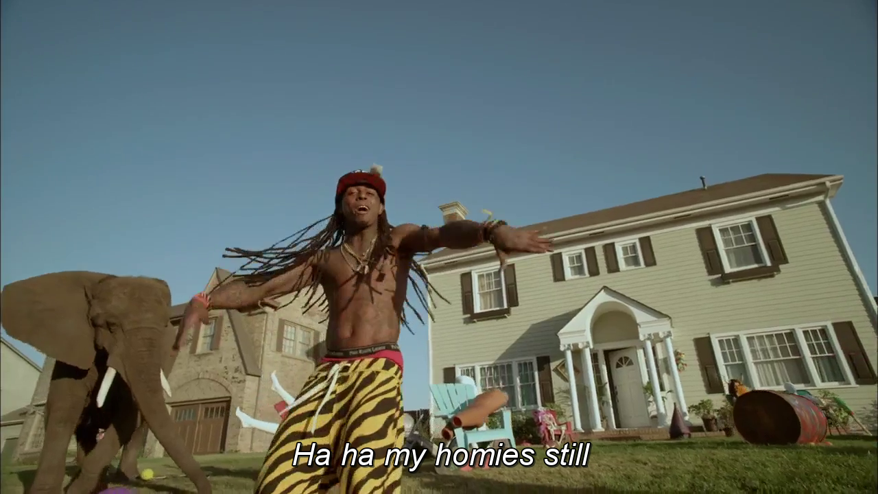 Lil Wayne - My Homies Still  explicit  Ft  Big SeanLil Wayne My Homies Still