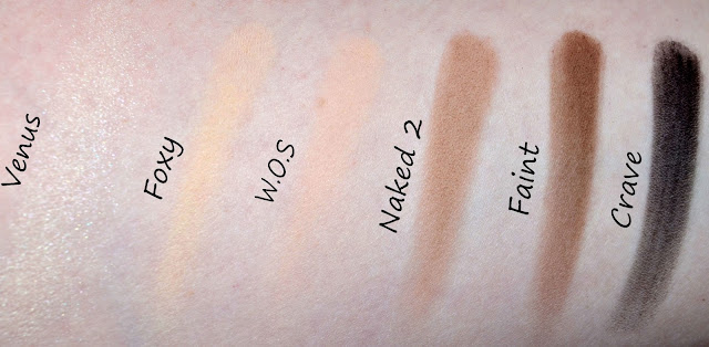 Urban Decay | Naked Basics Palette