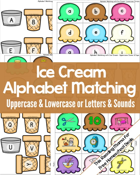Insane image in free printable uppercase and lowercase letters worksheets