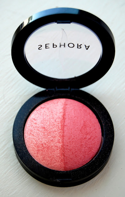 Sephora Collection Microsmooth Blush Duo in Guava Glow