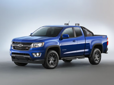 Chevrolet Colorado, Camaro Motor Trend Vehicles of the Year