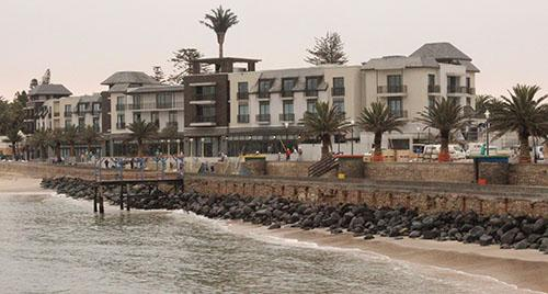 Strand Hotel Namibia