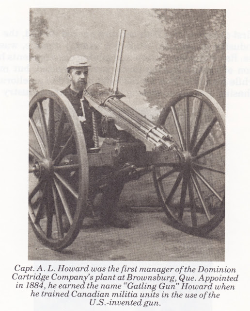 """Gatling Gun"" Howard"