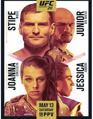Ver UFC 211 Miocic vs Dos Santos 2 en VIVO