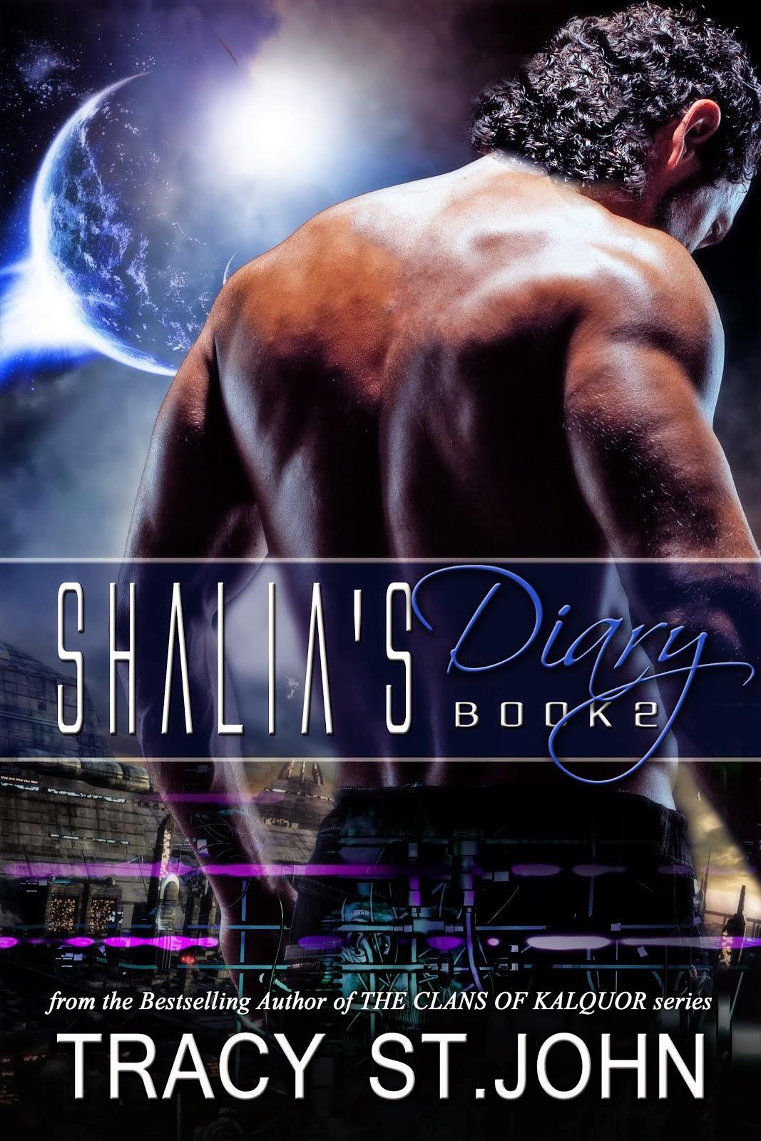 Shalia's Diary Book 2