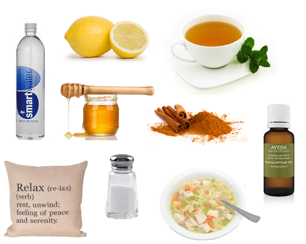 the resident tourist: home remedies for a cold . . ., Skeleton