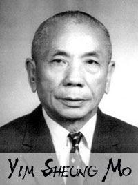 Mestre Yim Sheung Mo