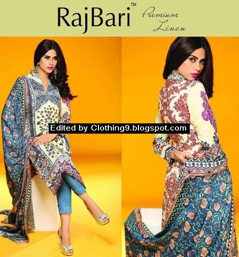RajBari Winter Collection 2015