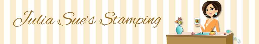 Julia Sue's Stamping