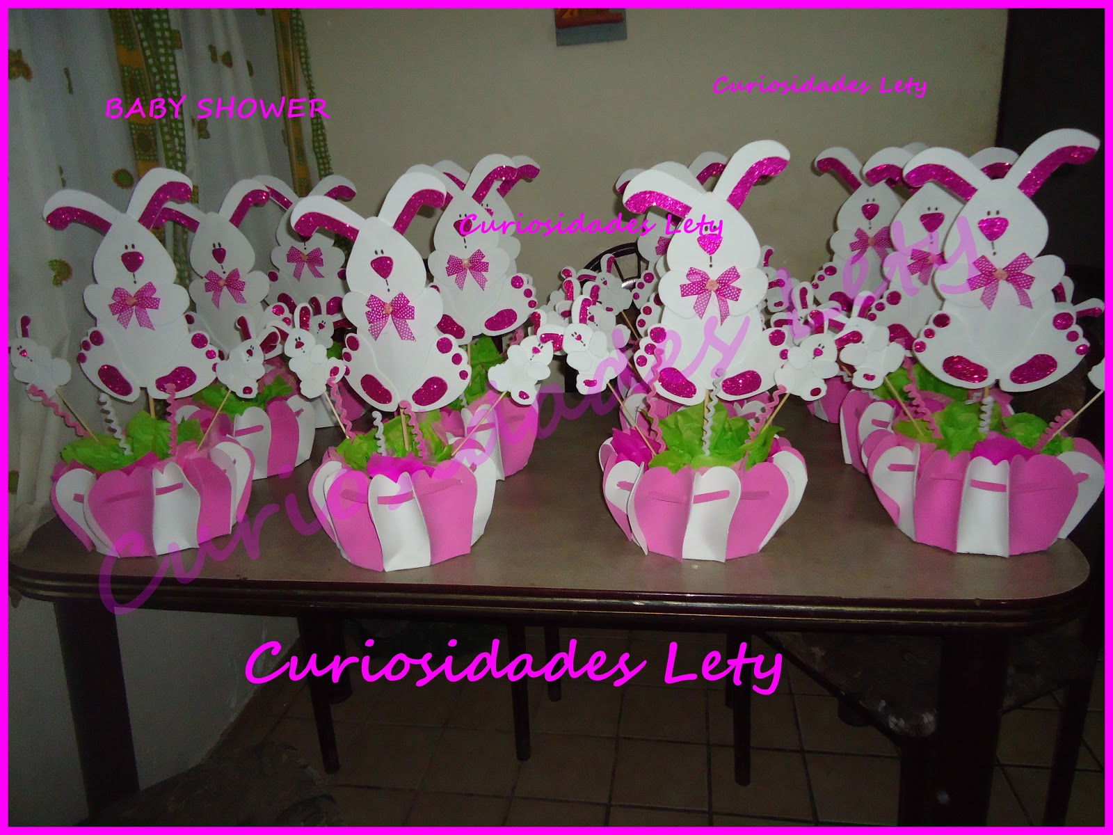 Curiosidades Lety Baby Shower