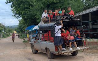 Ujrzeć Mekong i wrócić szlakiem Khmerów 115