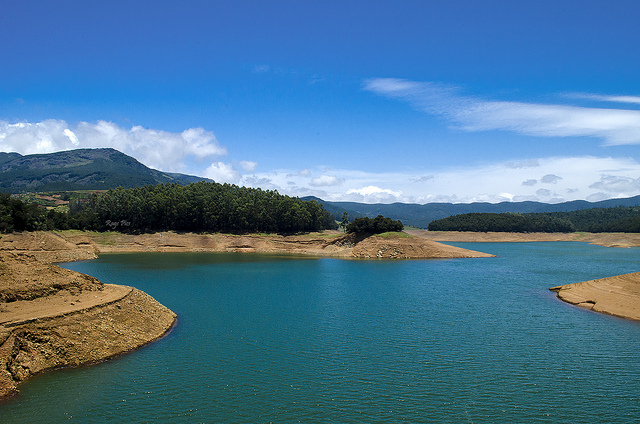 Emerald Lake is one of the most popular attractions in Ooty