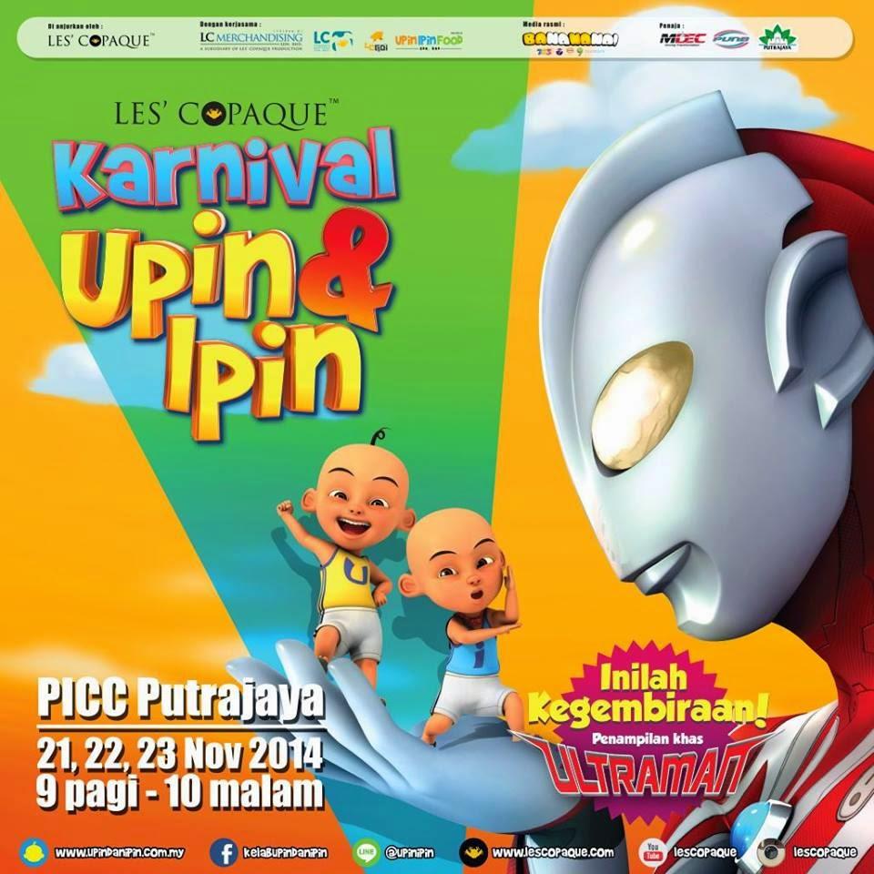 Karnival Upin & Ipin