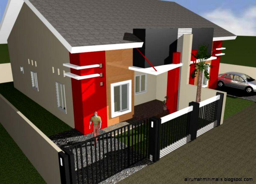 Desain Rumah Minimalis Type 90  Cara Mendesain Rumah