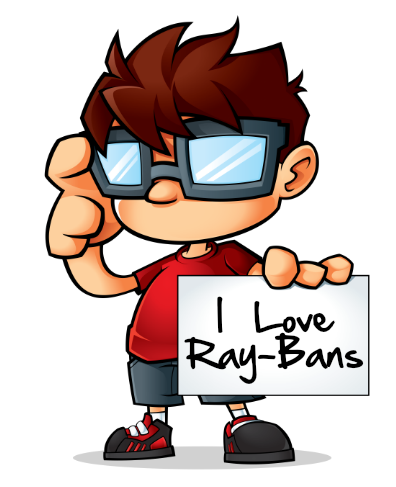 I Love Ray-Bans